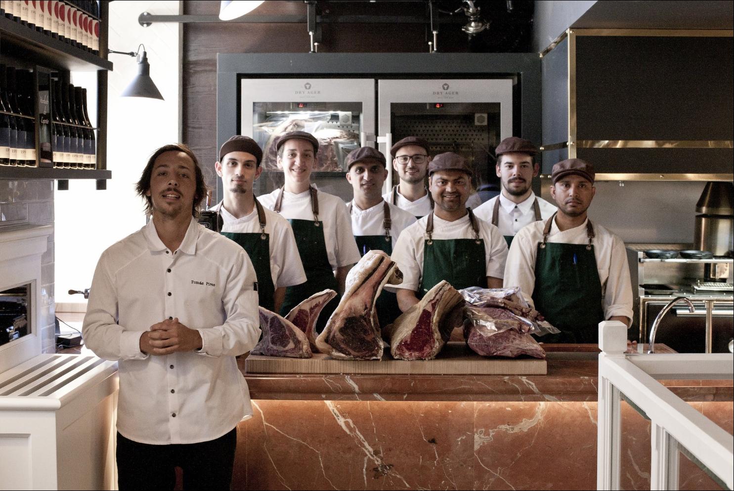 No Meat Me, a carne (e o vinho) são histórias de terroir